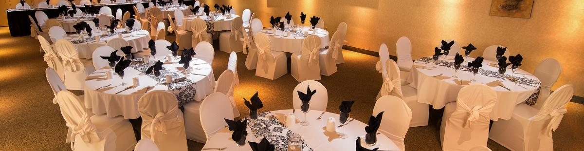 The space and amenities to for your perfect event.  From meetings to weddings, we can host your next Cape Breton event